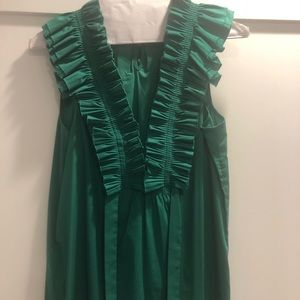Green BCBG Blouse